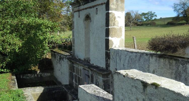Fontaine de Cabaré